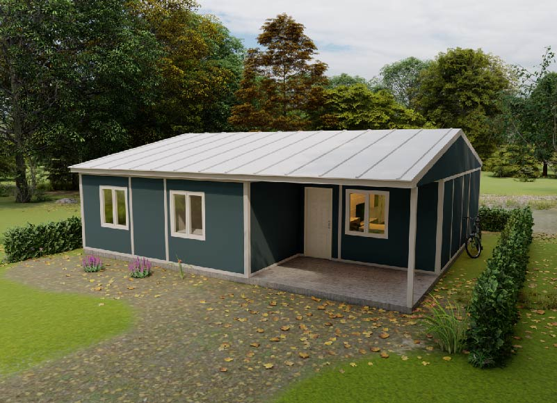 Dorce Prefabricated Home